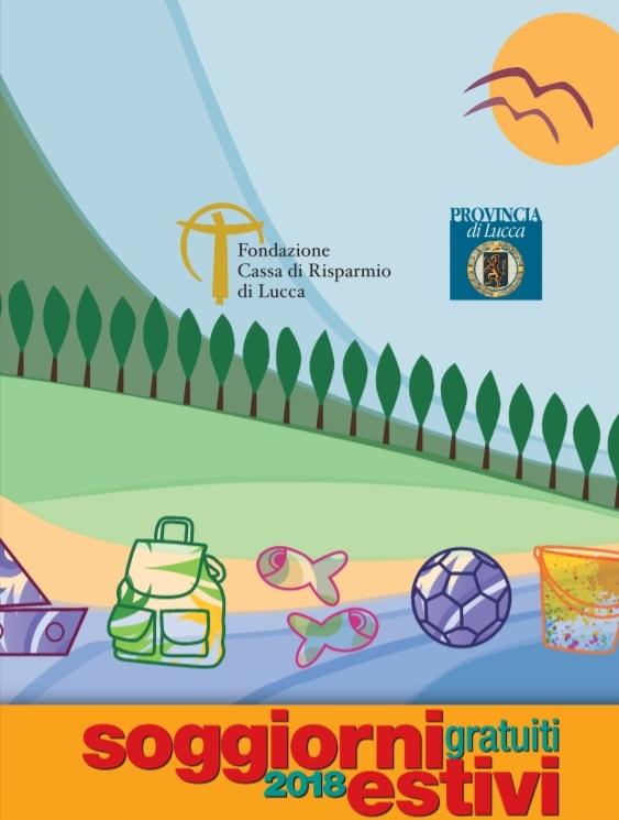 Bando dei Soggiorni Estivi gratuiti per l\'anno 2018 | Provincia di Lucca
