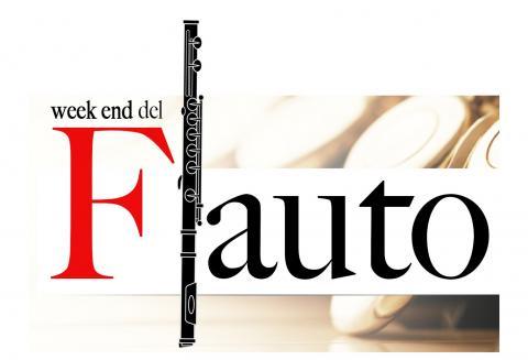 """Immagine di riferimento di """"Weekend del flauto"""""""