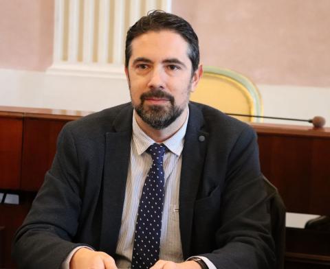 Il consigliere delegato Andrea Bonfanti