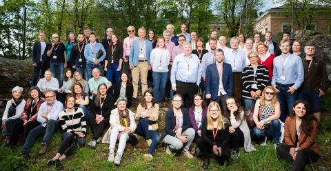 Assemblea Generale del Progetto Robust - Helsinki20-22 maggio 2019