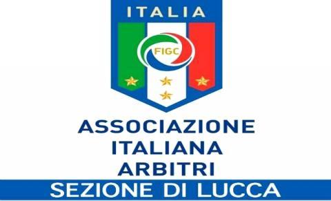 Logo Associazione Arbitri - Sezione Lucca