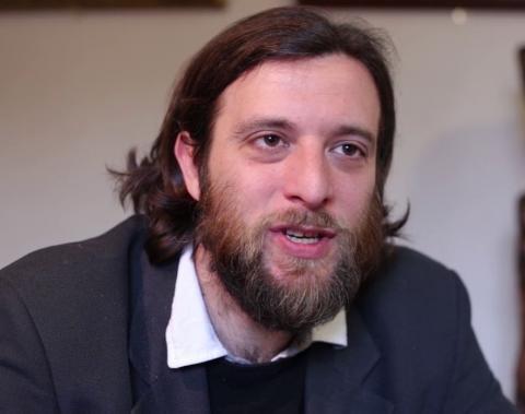 L'autore Carlo Greppi