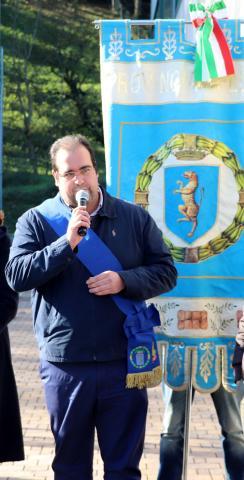 il consigliere provinciale Andrea Carrari