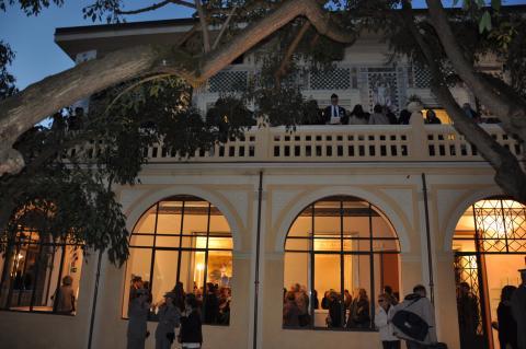 Una foto d'archivio di Villa Argentina