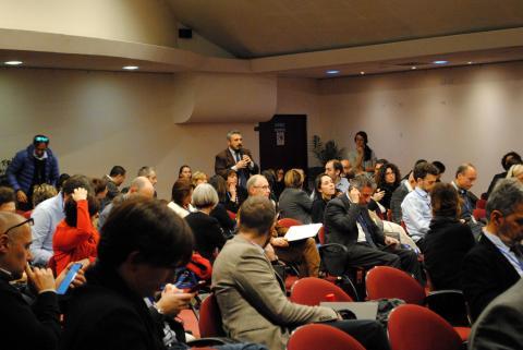 Evento annuale del Programma Marittimo Italia-Francia 2014-2020 - 15 novembre 2018 - Firenze