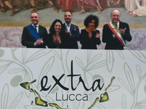 Inaugurazione ExtraLucca