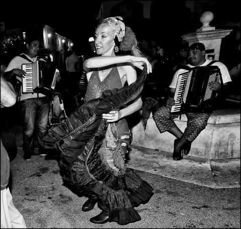 ballo gitano