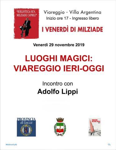 Invito all'incontro del 29 novembre