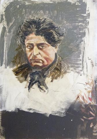 ritratto della mostra