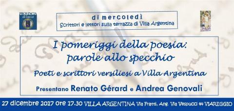 Invito evento 27 dicembre Villa Argentina