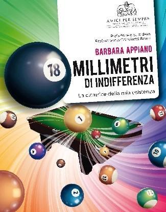 """Copertina libro""""18 MILLIMETRI DI INDIFFERENZA La cicatrice della mia esistenza"""""""