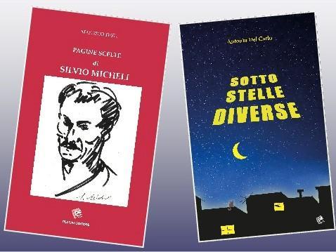 Copertine libri Invito 4 luglio Villa Argentina