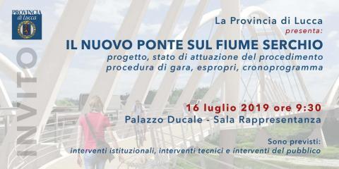 L'invito dell'incontro del 16 luglio