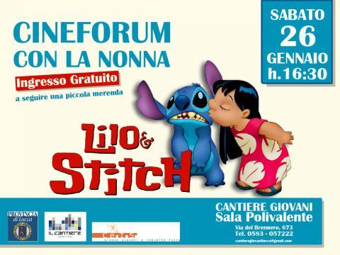 Locandina Lilo & Stitch