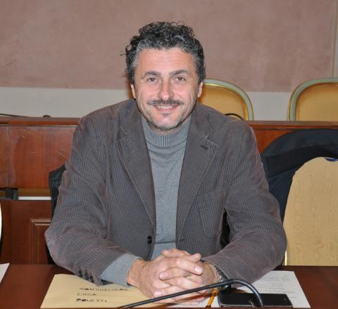 il consigliere Luca Poletti