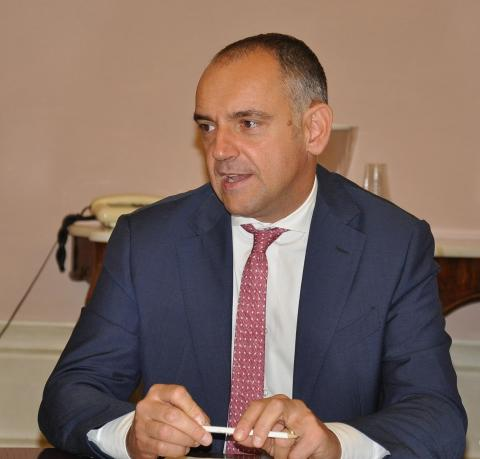 Immagine del Presidente della Provincia di Lucca