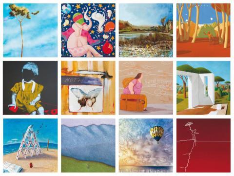 Immagini Mostra Calendario Villa Argentina