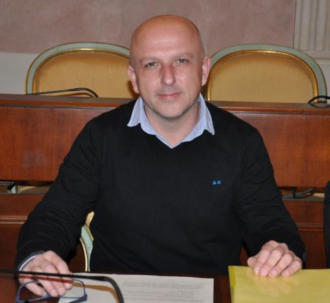 il capogruppo Pd Nicola Boggi