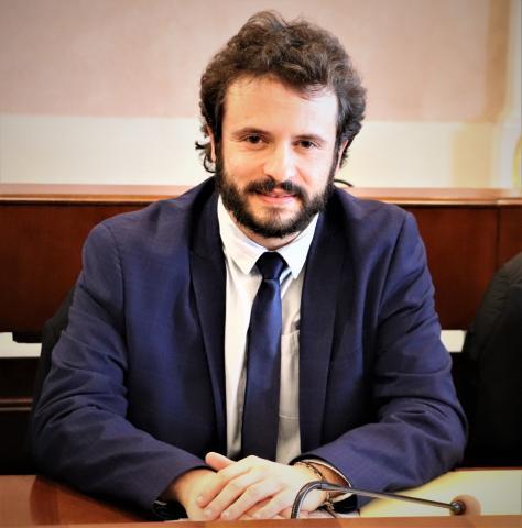 Il consigliere provinciale Patrizio Andreuccetti