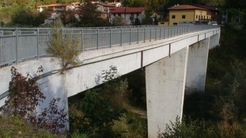 Il ponte della Tambura a Vagli