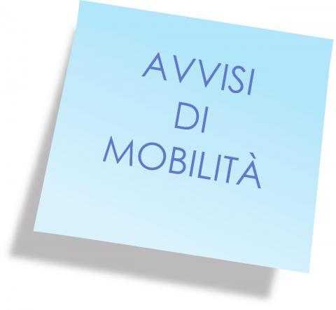 Avvisi di mobilità