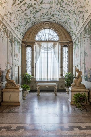 Una sala di Palazzo Ducale