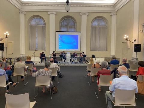 L'incontro in sala Tobino con i presidi sulla didattica e sul tpl