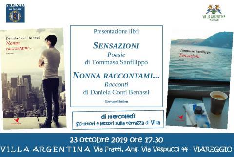 Invito alla presentazione del libro del 23 ottobre