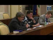 4/6 - Mozione del Consigliere Simone Simonini in merito alle problematiche strutturali riscontrate all'Istituto Alberghiero Marc