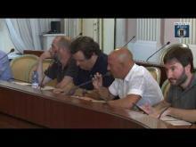 3/4 - Presa d'atto della rinuncia a consigliere provinciale dell'Avv. Alessandro Del Dotto.
