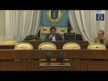 2/8 - Consigliere provinciale Briganti Domenica - Decadenza dalla carica  e relativa surroga