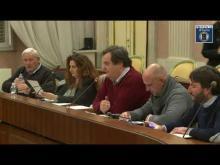 3/8 - Consilgiere provinciale Lazzerini Pietro. Decadenza dalla carica e relativa surroga .