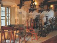 Sala Espositiva del Museo Etnografico