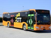 Un bus di CTT nord