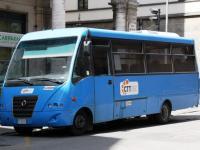 un autobus del trasporto pubblico