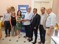 Conferenza Stampa organizzata con Unione Italiana Ciechi di Lucca