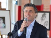 Consigliere provinciale con delega all'istruzione Luca Poletti
