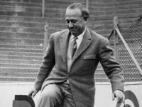 L'allenatore Erno Egri Erbstein