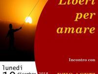 Locandina incontro 10 dicembre professor Ezio Aceti