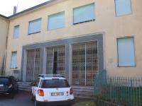 L'esterno dell'edificio dei Frati a Saltocchio (Lucca)