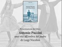 """Invito alla presentazione del libro """"Antonio Puccini - una vita all'ombra del padre"""""""