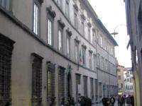 Palazzo Buonvisi in via Fillungo a Lucca
