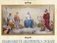 Locandina su i tre seminari gratuiti in tema di Archivi