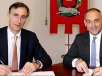 Luca Menesini e Giorgio Bartoli