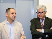 Luca Menesini e Marcello Bertocchini