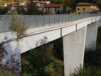 Il ponte della Tambura sulla sp 50 di Vagli