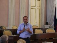 Presidente Menesini, incontro 23 luglio 2018