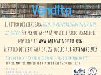 Locandina Mercatino Libri usati 2019