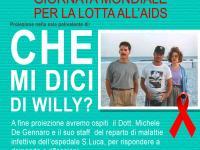 """Locandina proiezione """"Che mi dici di Willy?"""""""