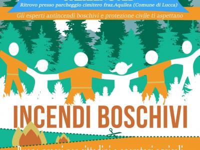 La locandina che annuncia l'iniziativa del 24 giugno